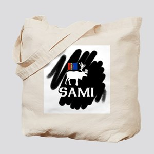 Sami, the People of Eight Seasons Tote Bag